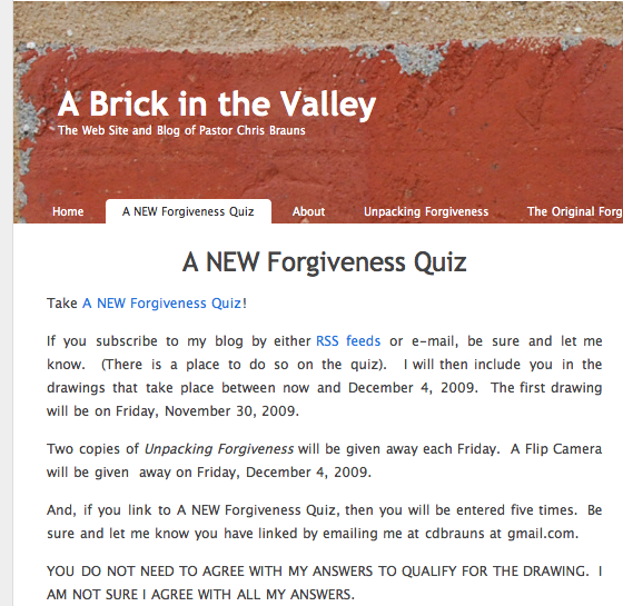 will he ever forgive me quiz