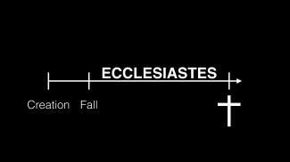Ecclesiastes Chart